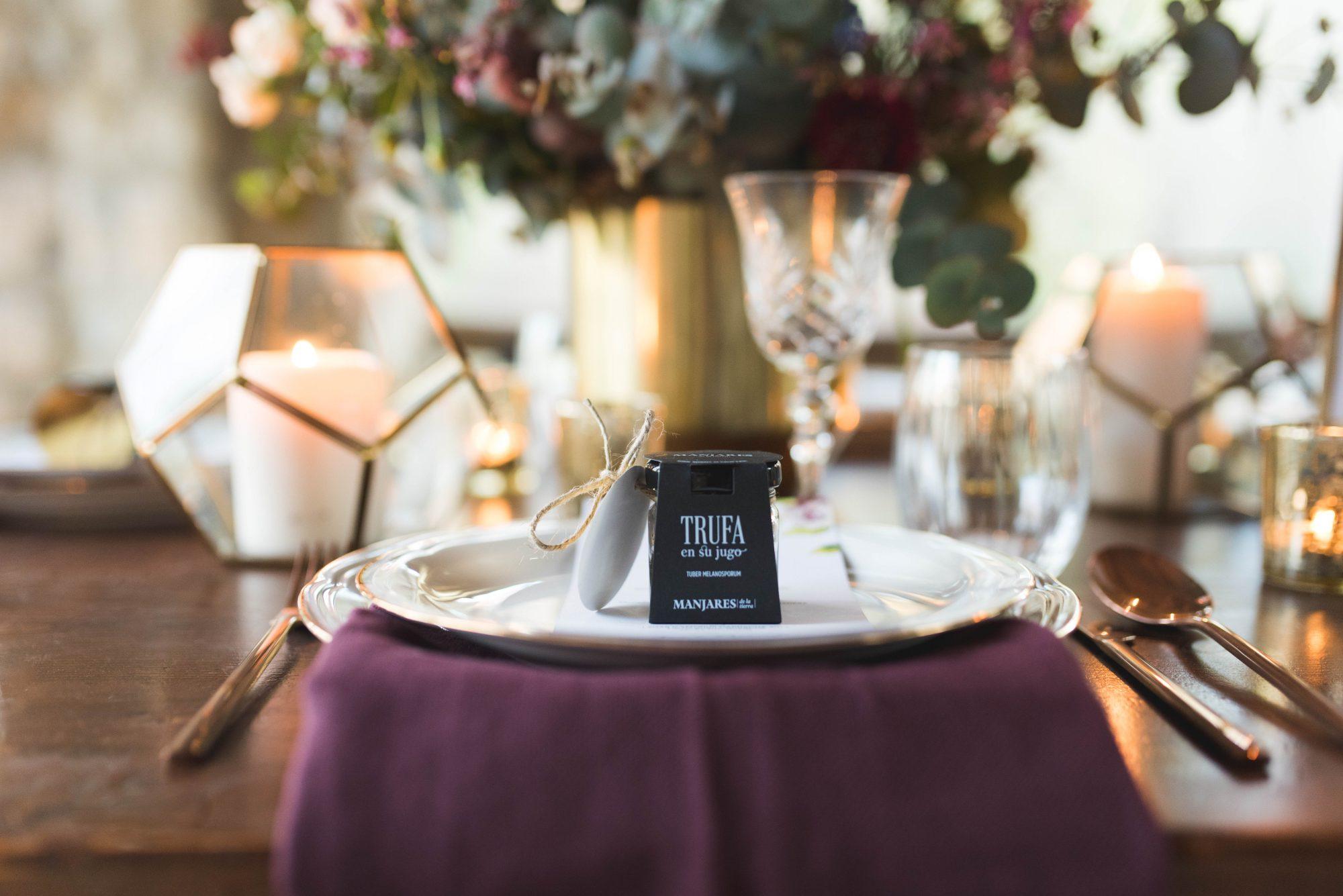 Detalles para bodas y eventos que reflejan tu lado más eco-gourmet