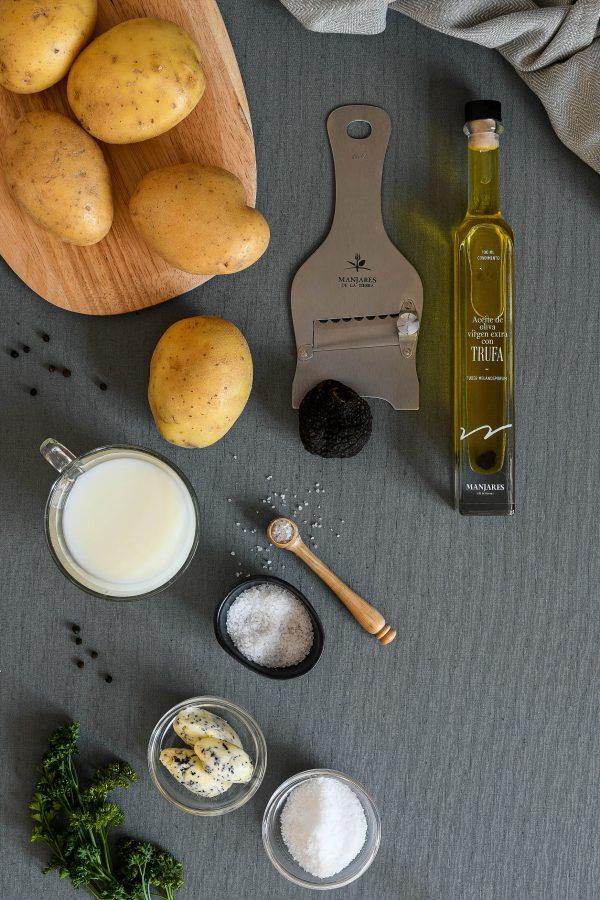 Recetas con aceite de trufa: bocados simples y sabrosos para el paladar