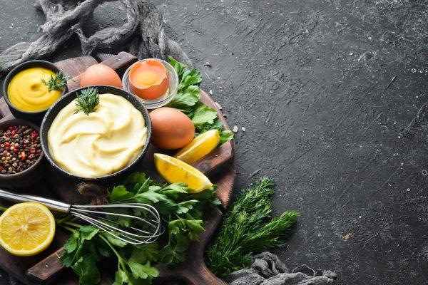 Mayonesa de trufa. Receta y pasos para prepararlaFR