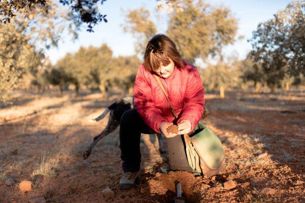 ¿Cómo es el olor de la trufa? Descripción de su aroma para neófitos